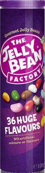 gourmet jelly beans tube
