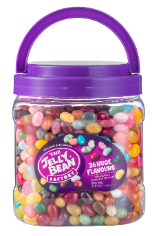 gourmet Jelly Beans tubs