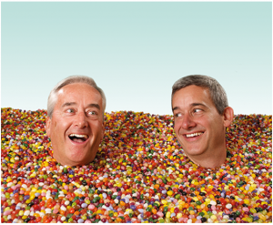 Jelly Bean graphic
