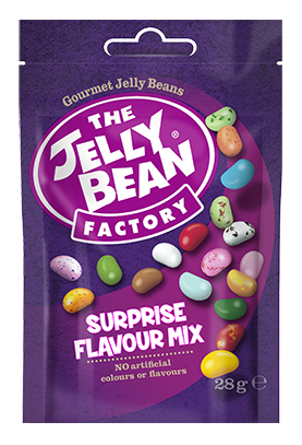 gourmet jelly beans sharing bag