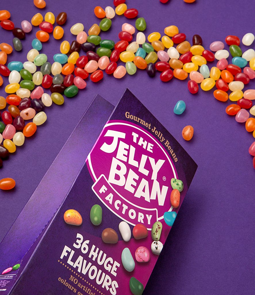 jelly bean gifting bag
