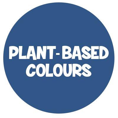 Plant based colours