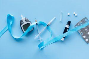 Diabetes Testing Kit