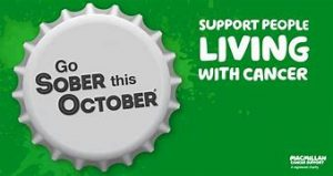 Go Sober this October